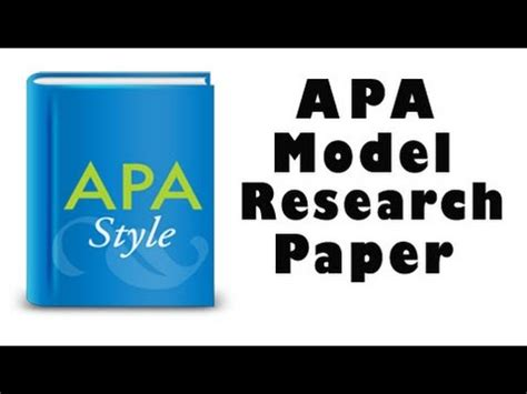 APA Style Blog: How to Capitalize and Format Reference