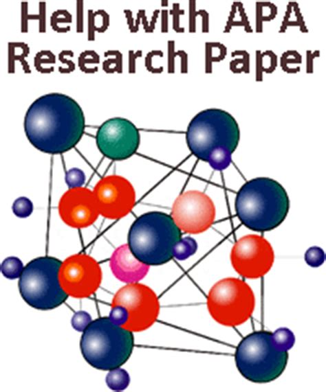 References apa format research paper