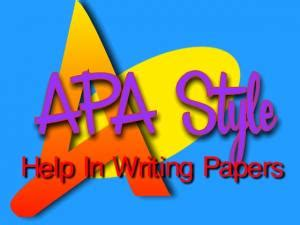 Essay Basics: Format a References Page in APA Style